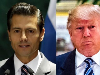Donald Trump to meet with Mexico's president ahead of immigration speech