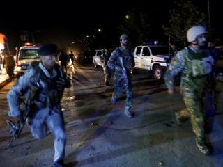 Attack at American University in Kabul leaves 13 dead