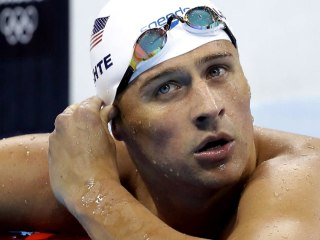 Ryan Lochte charged with filing false police report in Rio