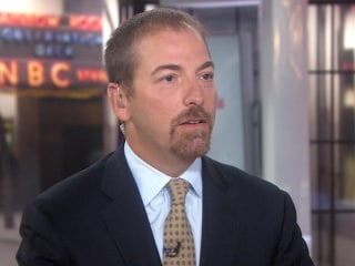 Donald Trump, Hillary Clinton in a 'race to the bottom,' Chuck Todd says