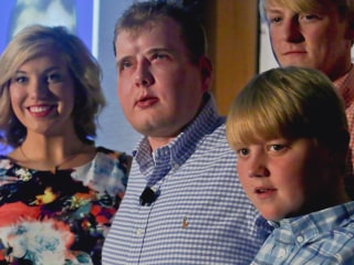 Face Transplant Recipient: 'I'm the Same Old Pat'