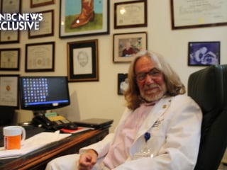 Doctor: I Wrote Letter That Way for Mr. Trump