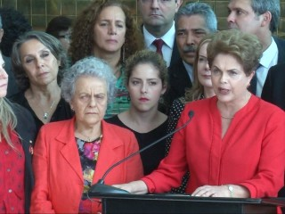 Rousseff: No Constitutional Justification for 'Coup'