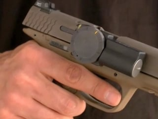New Device Prevents Unauthorized Use of Guns