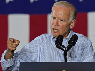 Watch Live: Vice President Joe Biden Campaigns for Hillary Clinton