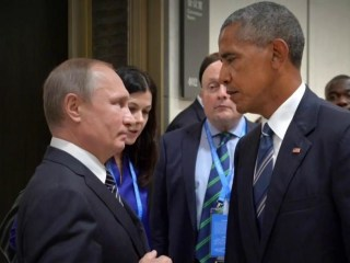 Obama Meets With Putin, Warns of a Cyber 'Wild West' at G-20 Summit