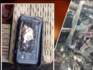 1M Samsung Smartphones Formally Recalled Thursday Over Fire Hazard