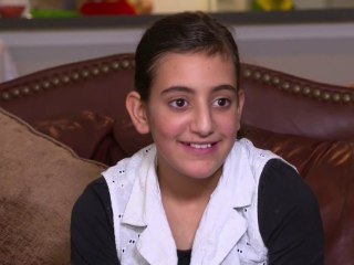 For Syrian Family, U.S. Is Last Resort for Ill Daughter