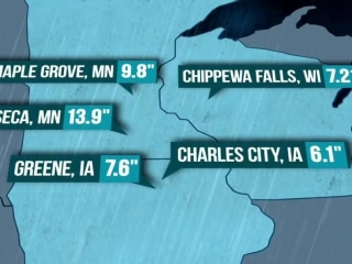 States of Emergency in Parts of Midwest as Storms Inundate Region