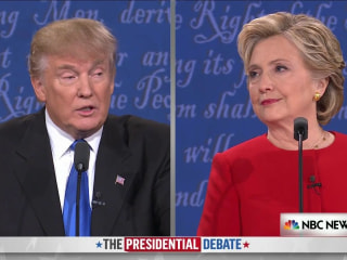 Presidential Debate Part 4: Securing America