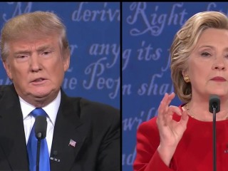Over 80,000,000 People, a New Record, Watch Fiery Trump-Clinton Debate
