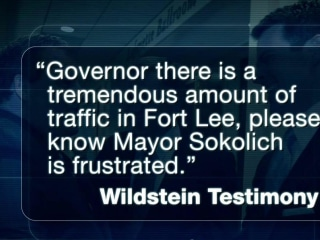 Governor Christie Knew About 'Bridgegate,' Former Official Testifies