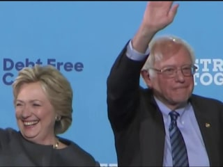 Sanders, First Lady aud Clinton to Woo Much-Needed Millennials