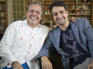 One Heritage, Two Generations: Luis and Lin-Manuel Miranda