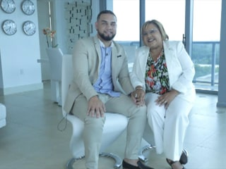 LeJuan James and His Mom Ingrid Share Laughs, Talk Latino Heritage