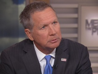 John Kasich Says Chances of Voting Trump are 'Miniscule'