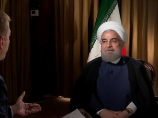 Chuck Todd's Exclusive With Iranian President Rouhani