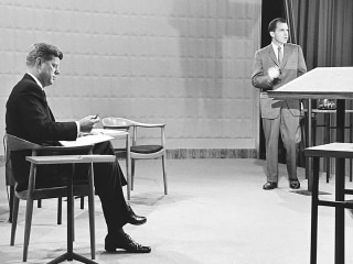 Looks Matter in the First Televised Presidential Debate