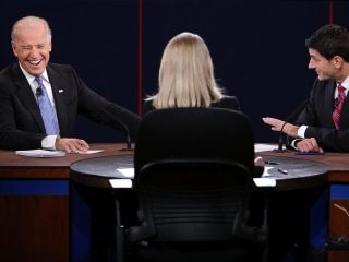 The Best Moments from VP Debates