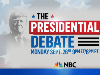 2016 Presidential Debate: Trump and Clinton