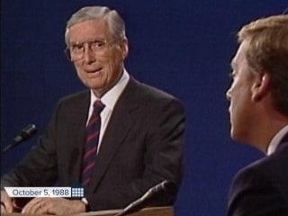 1988 VP Debate Flashback: 'Senator, You're No Jack Kennedy'