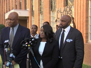 Crutcher Family: We're Pleased Officer is Facing Charges