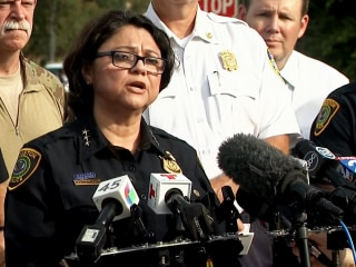 Houston Police: Gunman Who Wounded 9 Was a Lawyer