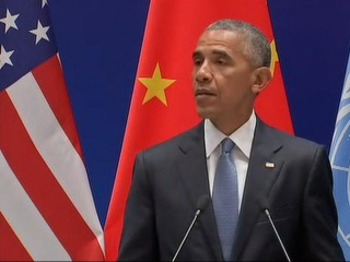 U.S. and China Reach Agreement on Climate Change