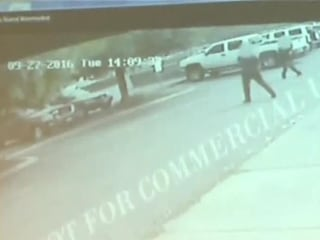 El Cajon Police Release Video of Encounter with Alfred Olango