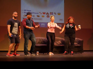 Room 28 Comedy Highlights Hilarious Latino Millennial Humor