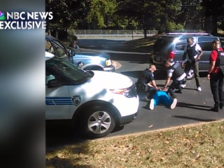 Exclusive Video: Moments Leading Up to Charlotte Shooting of Keith Scott