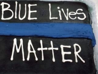 Walmart Rejects 'Blue Lives Matter' Cake
