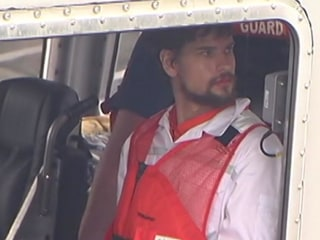 Rescued Boater Returns To Shore After Week Lost at Sea