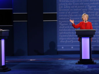 Hillary Clinton, Donald Trump pull no punches in fierce first debate, but will it matter?