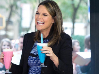 It's a…? Savannah Guthrie reveals gender of her baby