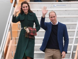 William and Kate Have 'Date Night' in Canada Without Kids
