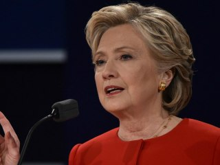 Markets Like Hillary Clinton in First Debate