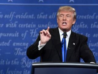 Trump Defends Stop And Frisk, Criticizes 'Superpredator' Comment
