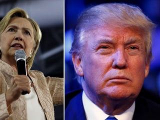 Clinton and Trump: Countdown to Their First One-On-One Showdown