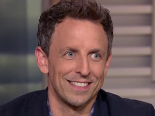 Seth Meyers Offers 'Sincerest Apologies' For Trump