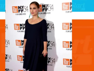 Natalie Portman, Pregnant with Baby No. 2, Glows at 'Jackie' Red Carpet Premiere