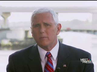 Gov. Mike Pence Full Interview: Assault Accusations Are 'Unsubstantiated'