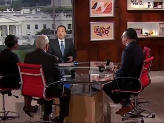 MTP Panel Says Trump No Longer Running a Traditional Campaign