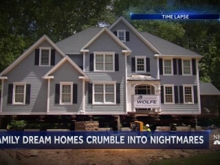 Hundreds Face Every Homeowner's Worst Nightmare