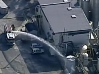 Chemical Spill at Kansas Plant Sends Dozens to Hospital