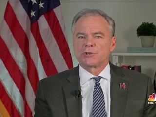 Kaine: 'I Would Want to Serve' in Lame Duck Senate, If Clinton Wins