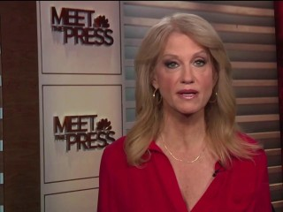 Trump Camp's Conway Acknowledges 'We Are Behind'