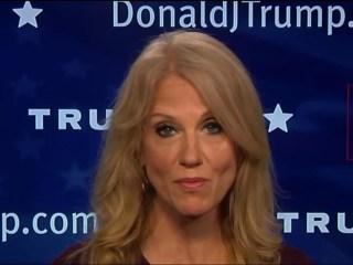Kellyanne Conway: Trump can't get a fair shake