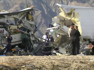 13 Killed, More Than 30 Injured in Horrific Bus Crash in California