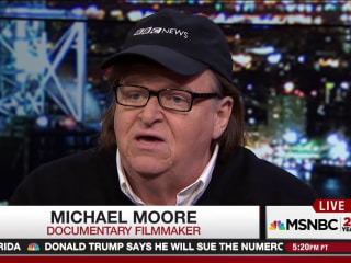 Michael Moore: U.S. Is No Longer a Conservative Country